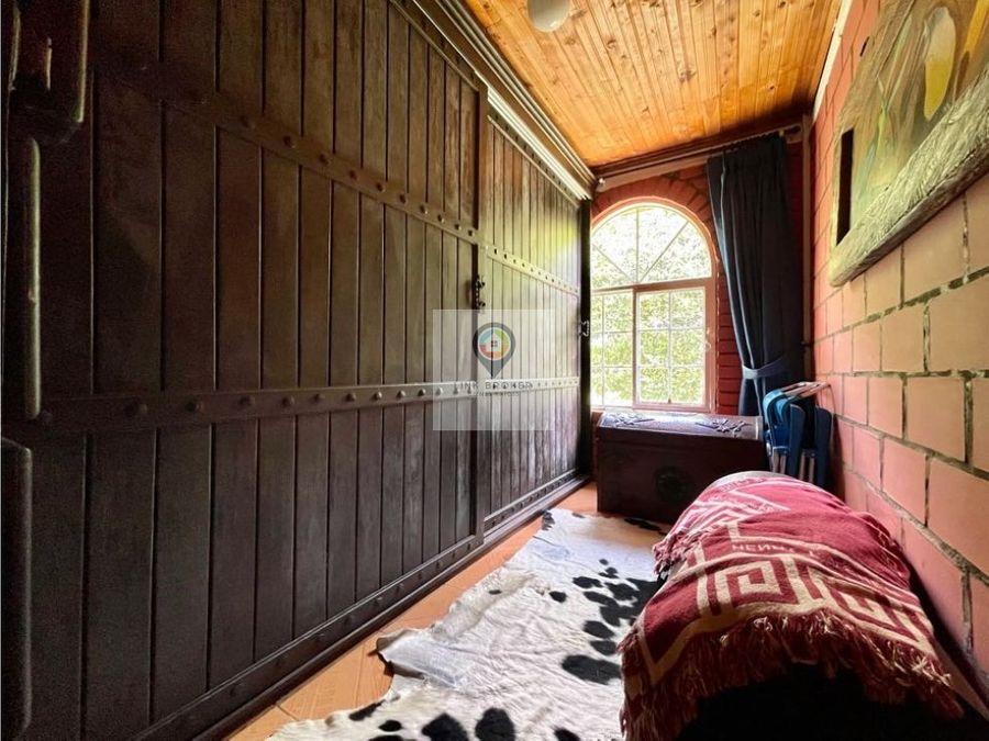 venta de casa campestre via alcala pereira