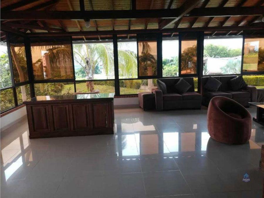 venta de casa campestre villa karen quimbaya quindio