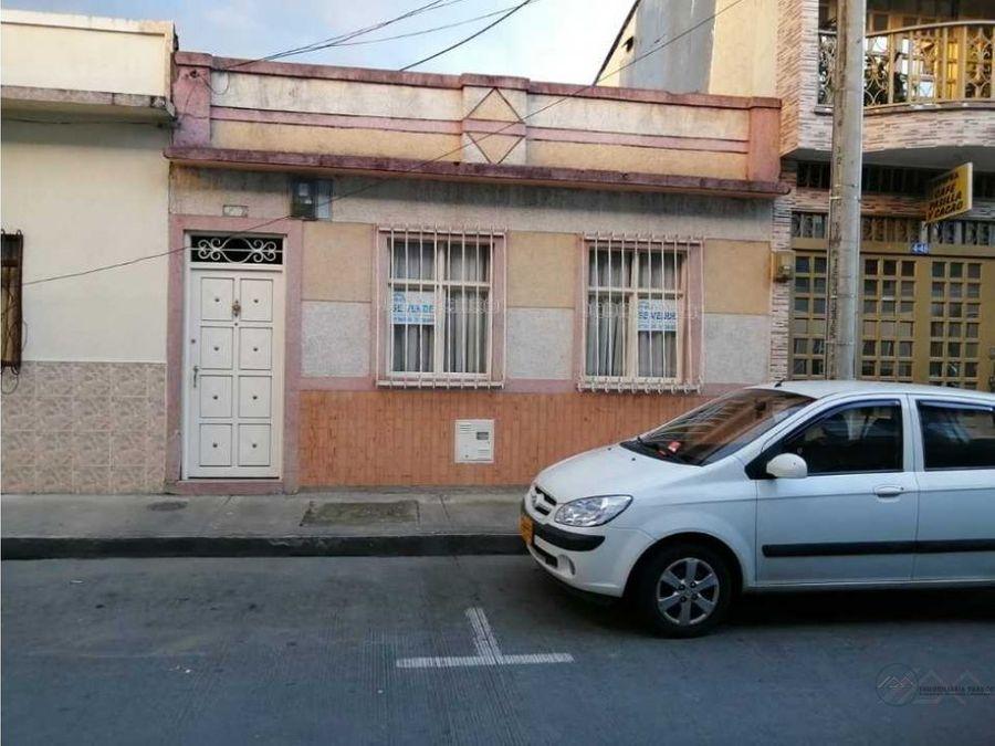 venta de casa cerca al parque de montenegro quindio