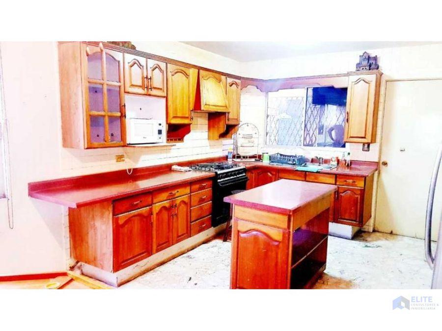 venta de casa en cumbres 3er sector
