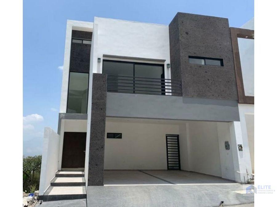 venta de casa en cumbres elite premier pirineos
