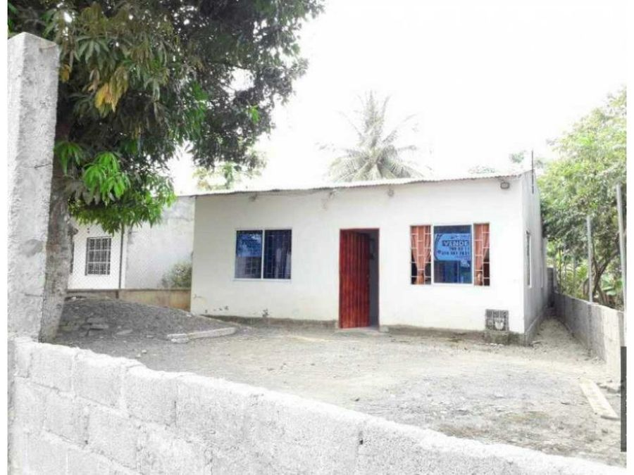venta de casa en aguas negras monteria cordoba