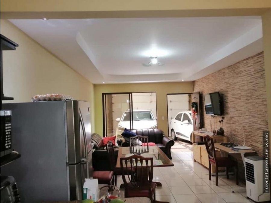 venta de casa en alajuela centro