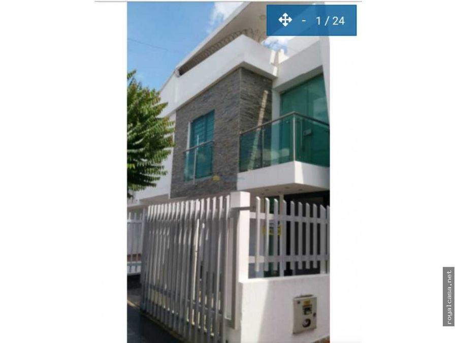 venta de casa en brizalia monteria cordoba