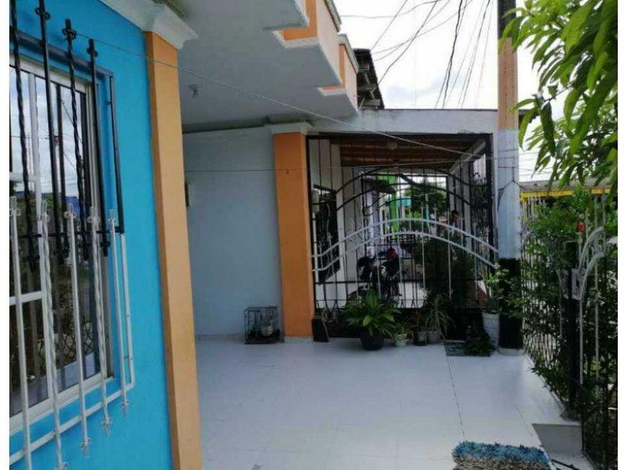 venta de casa en el barrio santafe monteria cordo