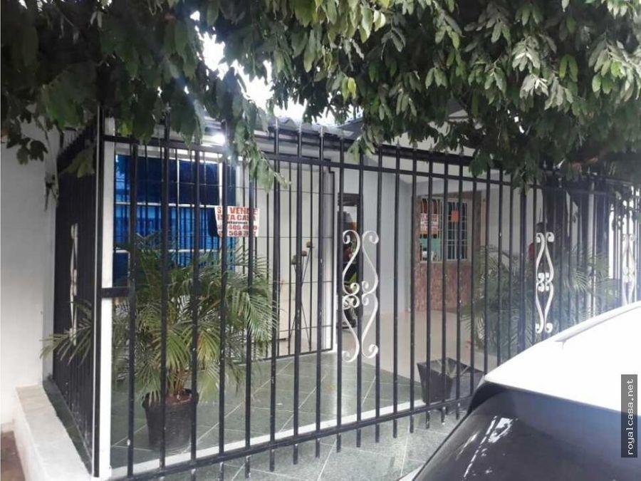 venta de casa en el barrio villa nueva monteria