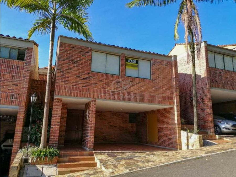 venta de casa en el poblado sector el tesoro