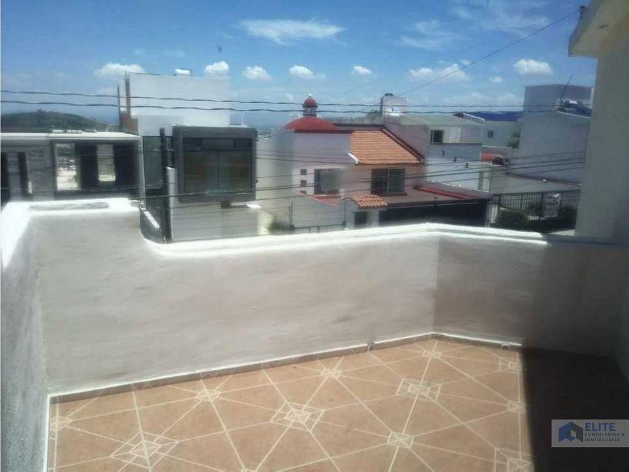 venta de casa en fraccionamiento residencial tejeda