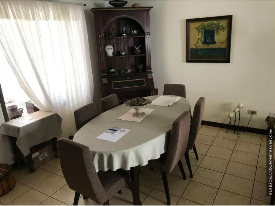 venta o alquiler a partir del 15 de marzo de casa en hacienda imperial
