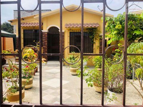 venta de casa en la libertad santa elena