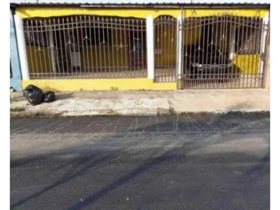 venta de casa en la siesta calle san francisco