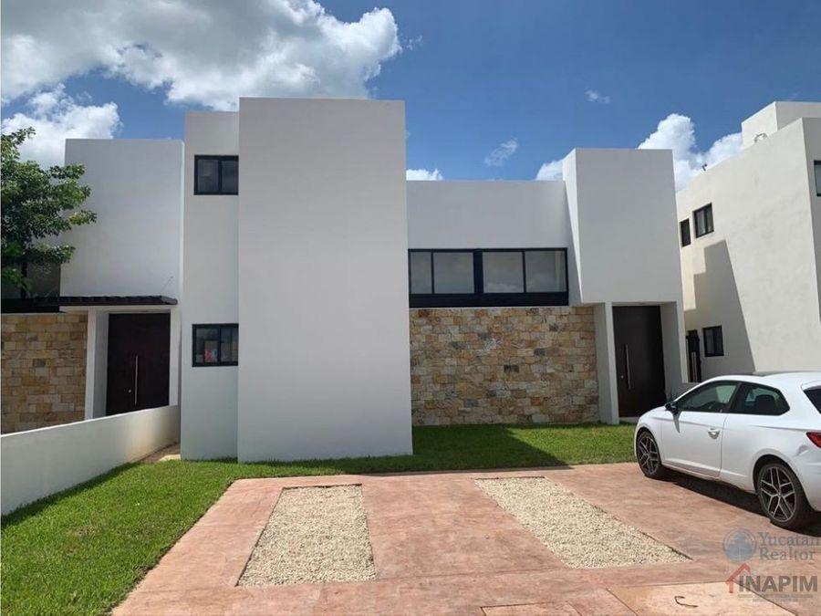 venta de casa en residencial alura