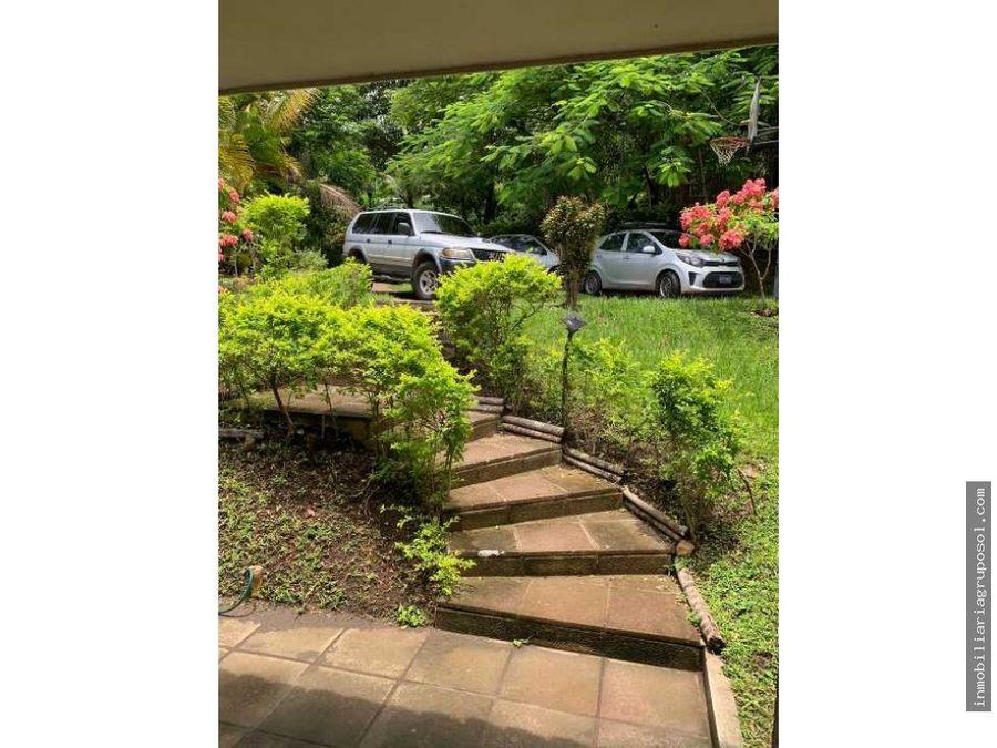 venta de casa en residencial la hacienda