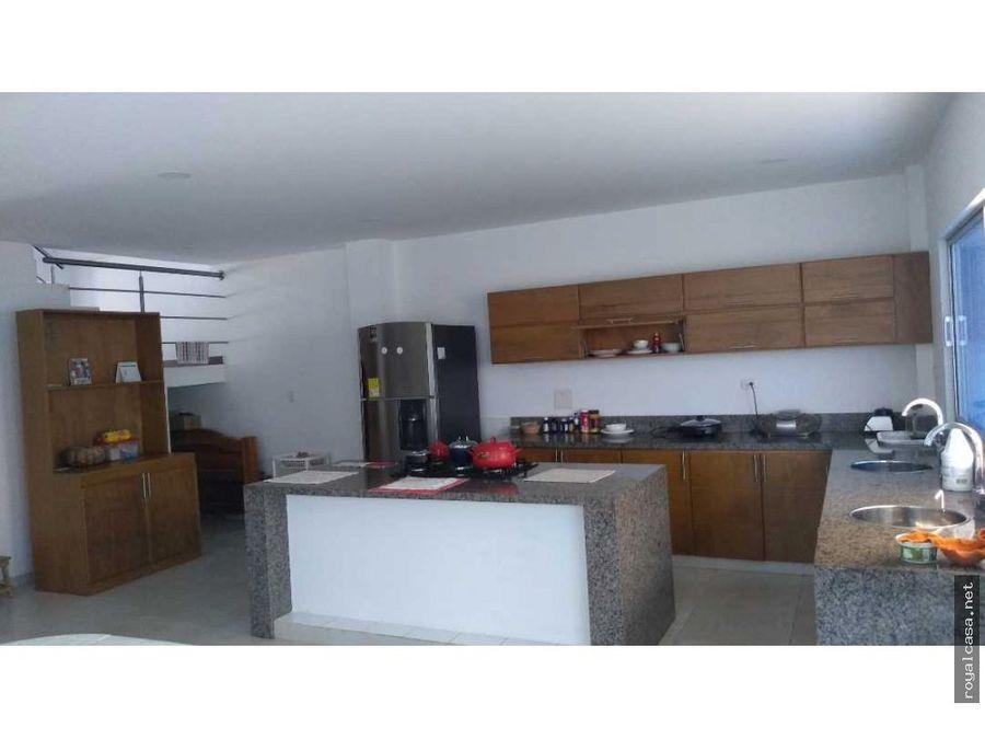 venta de casa en villa campestre monteria