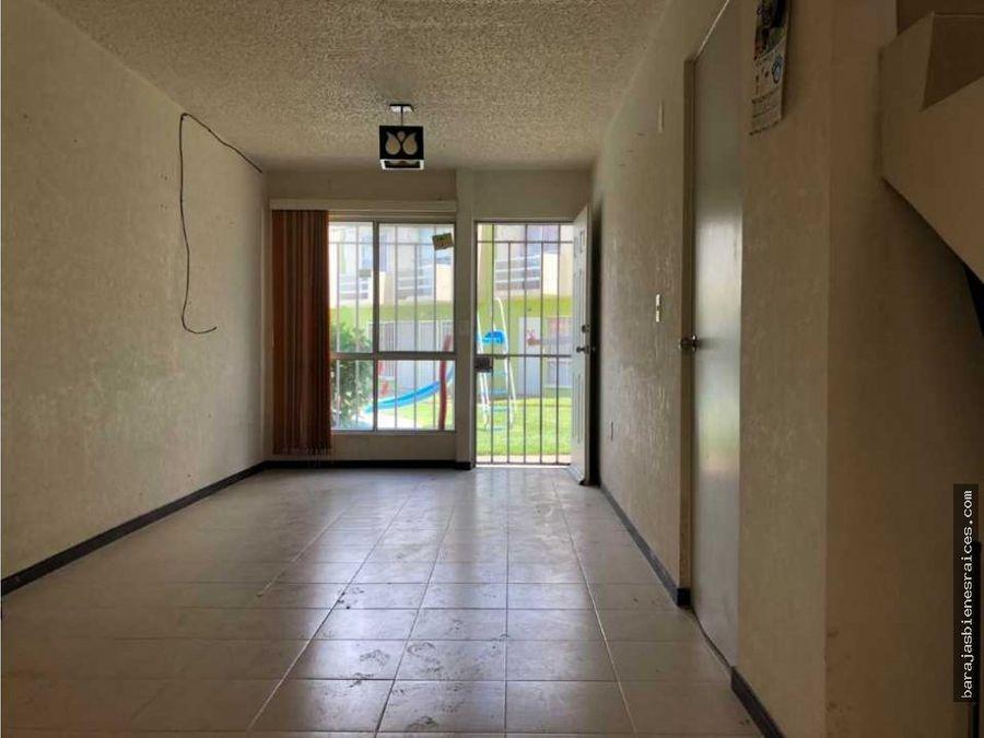 venta de casa economica en xochitepec