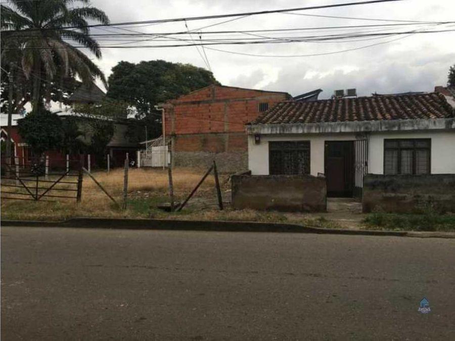 venta de casa lote ciudad sur jamundi valle