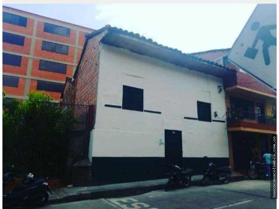 venta de casa lote en el centro de cartago valle