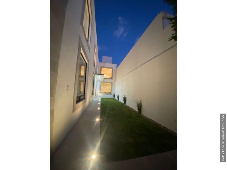 venta de casa residencial de lujo fracc la moraleja pachuca
