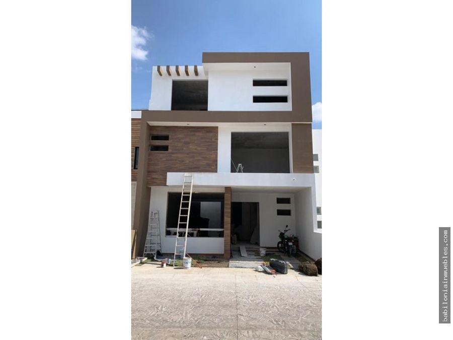 venta de casa residencial en fracc residencial platinum