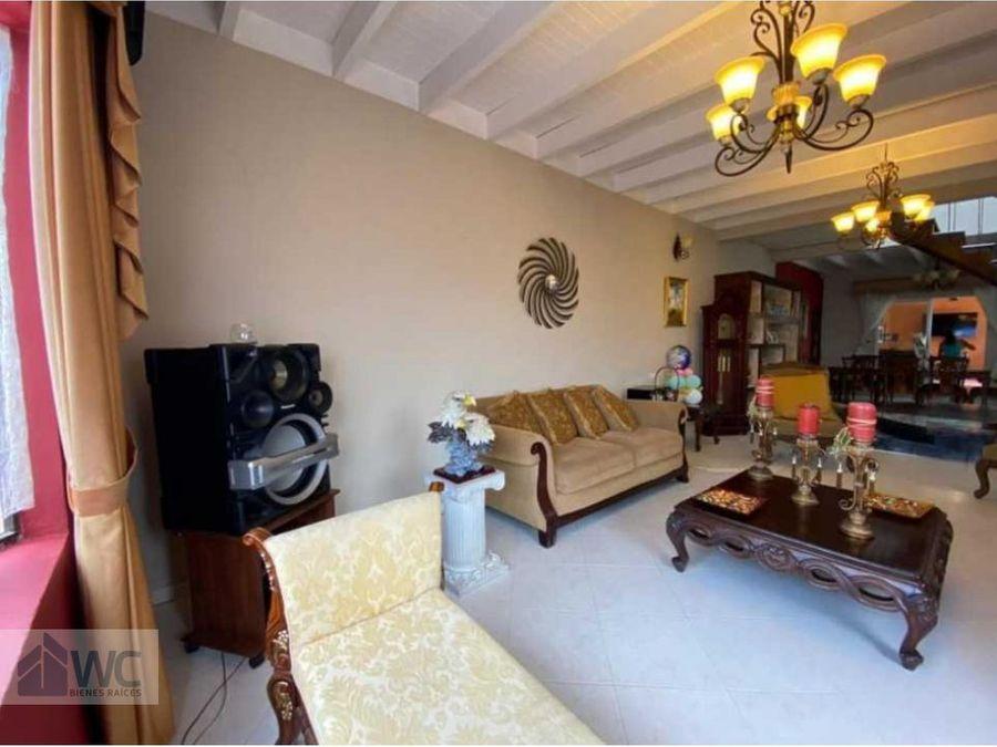 venta de casa residencial villa delmi