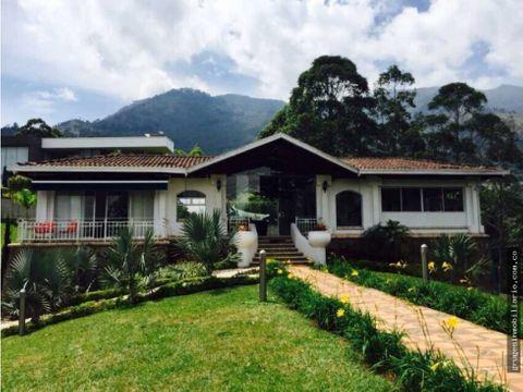 venta casa unifamiliar campestre poblado