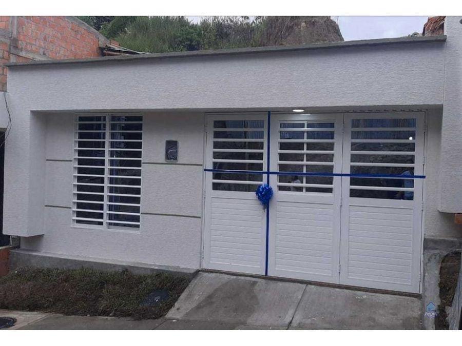 venta de casas nuevas cartago valle