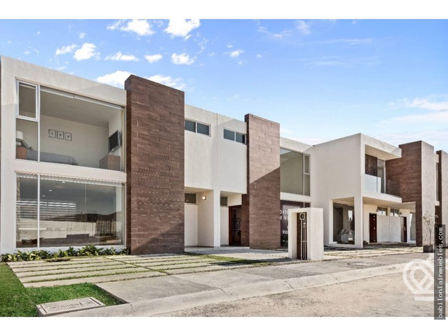 venta de casas residenciales fracc madelaine