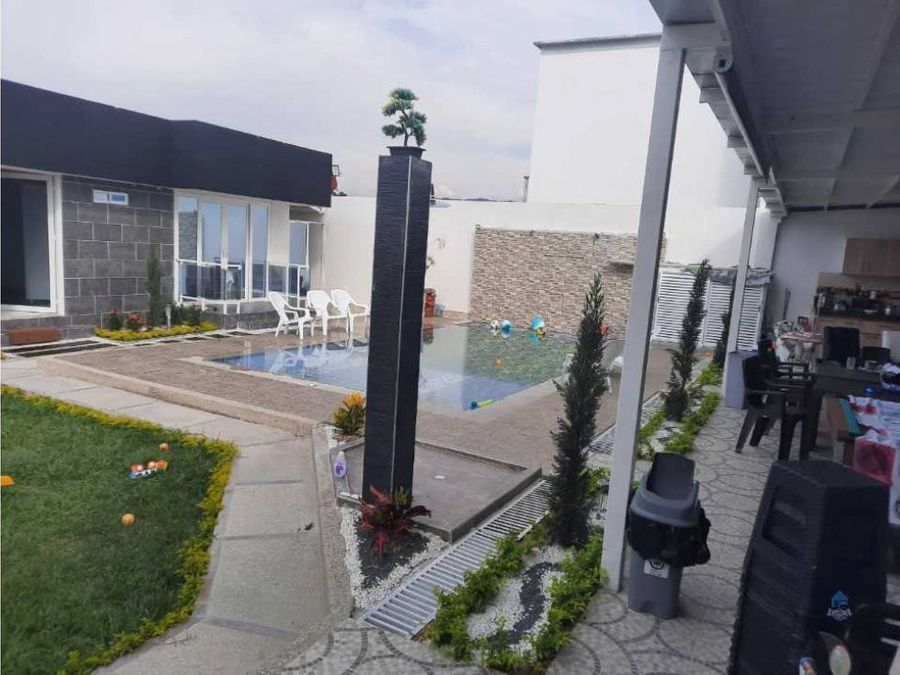 venta de chalet condominio zaragoza cartago valle