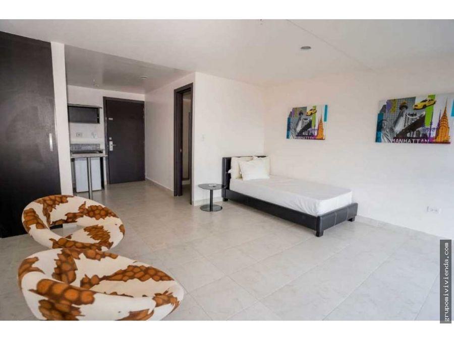 venta de comodo apartamento en coronado