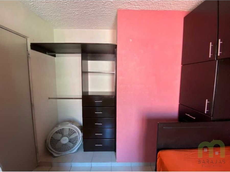 venta de departamento con alberca en xochitepec morelos