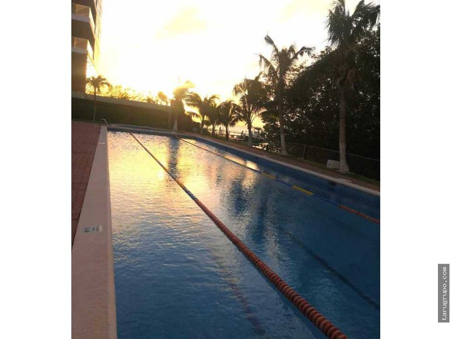 venta de departamento en cancun isla dorada zh