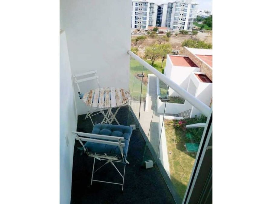 venta departamento con terraza en zibata queretaro