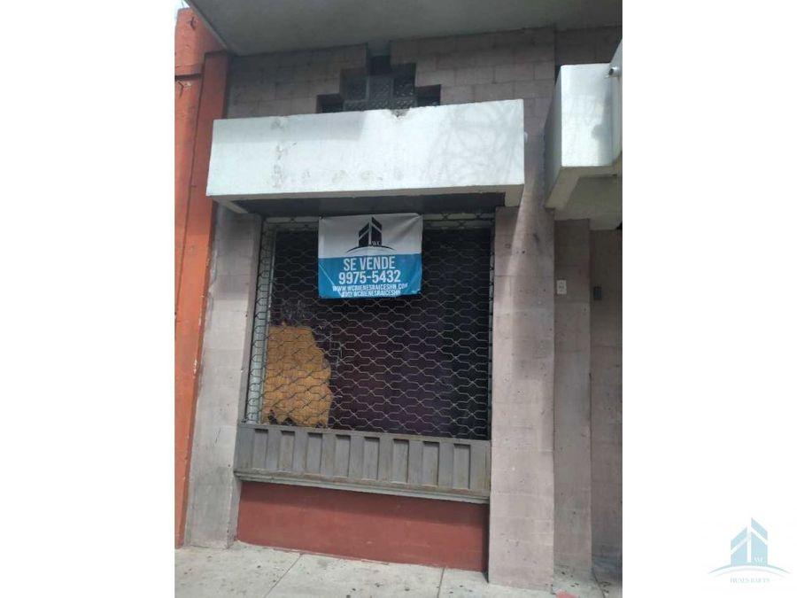 venta de edificio calle real de comayaguela