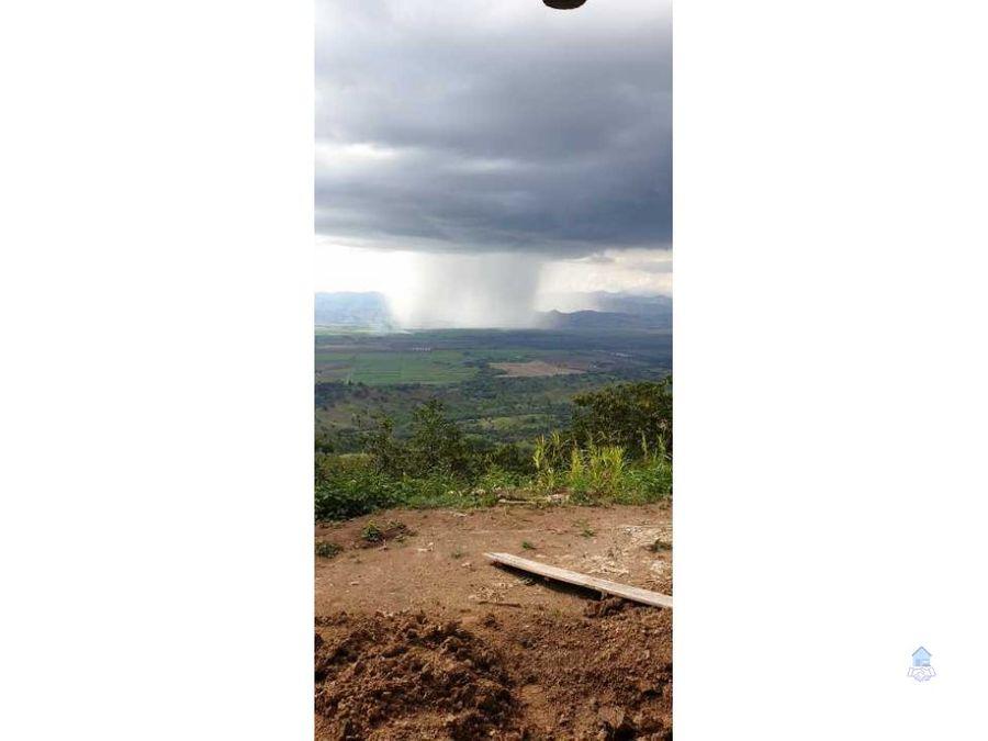 venta de finca via cartago obando valle cruces