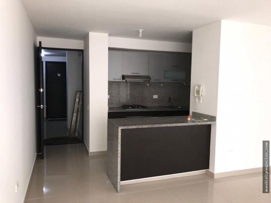 venta de hermoso apartamento lado sombra en zona norte de bquilla