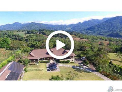 venta de hermosa casa 5 hab y 6000m2