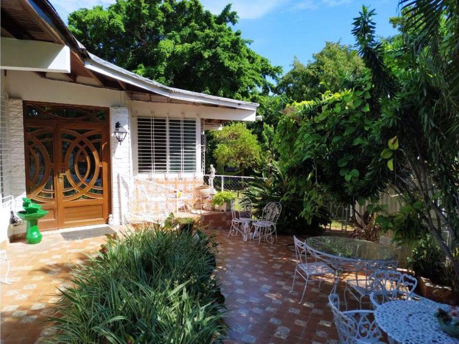 venta de hermosa casa coco del mar idlj