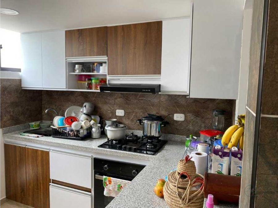 venta de hermoso apartamento sector barrio las americas