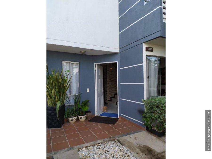 venta de hermosa casa en villa campestre