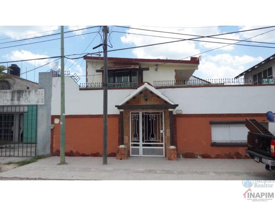 venta de hermosa casa en campeche las palmas