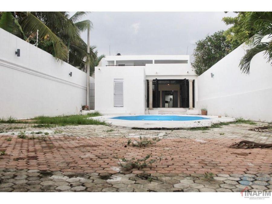 venta de hermosa casa en montes de ame
