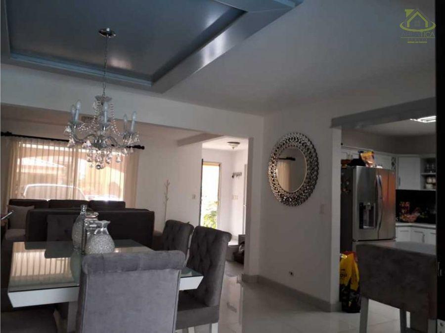 venta de hermosa casa san francisco 330000