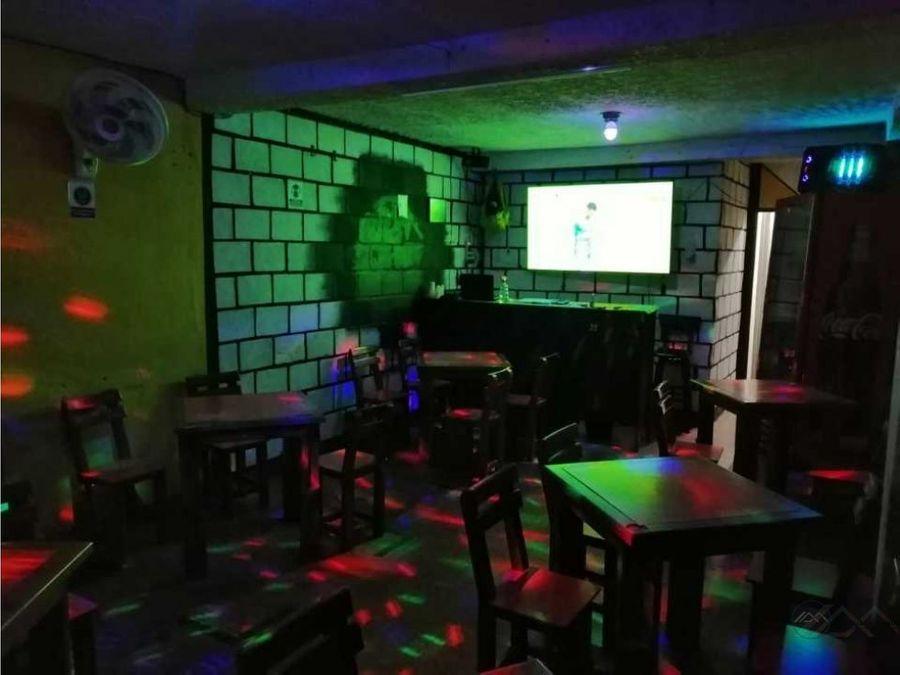 venta de local comercial en zona rosa de montenegro