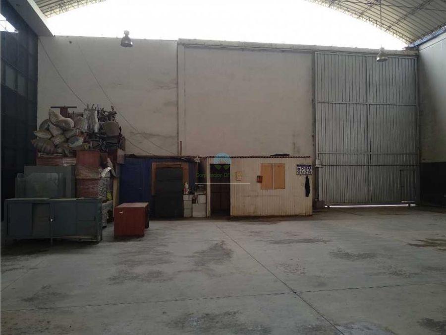 venta de local industrial san juan de lurigancho