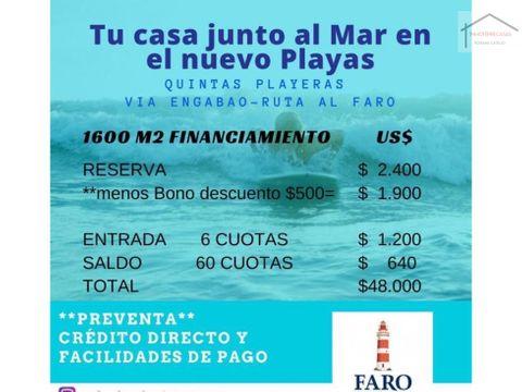 venta de lotes en playas guayas