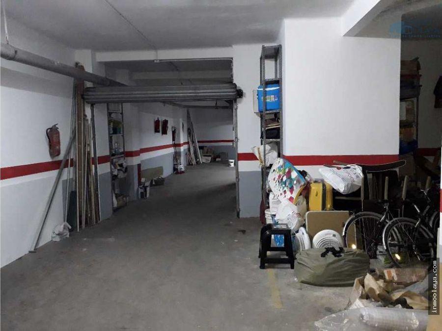 venta de parking superficie 300m2 en esplugues