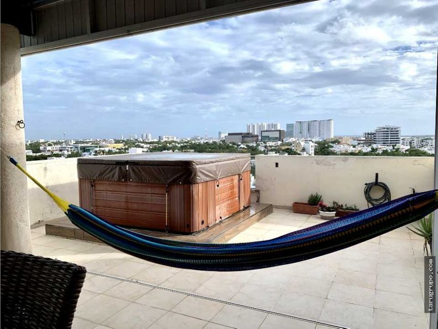 venta de penthouse en cancun grand arrecife
