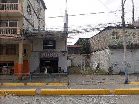 venta propcomercial y terreno centro guayaquil