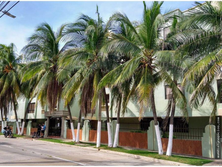 venta de remodelado y amplio apartamento en zona norte de bquilla