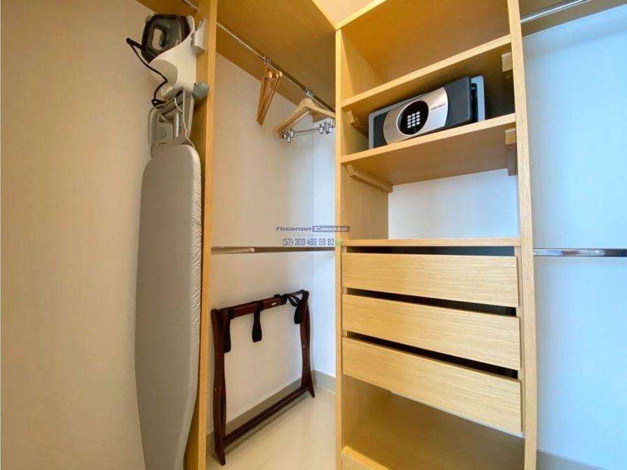 venta de residencia hotelera de 1 habitacion en hyatt cartagena